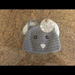 Other - Hand crocheted newborn hat